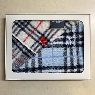 BURBERRY - Burberry バーバリー ハンカチタオル 2枚セット【新品未使用】