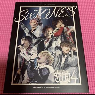 SixTONES 素顔4(アイドル)