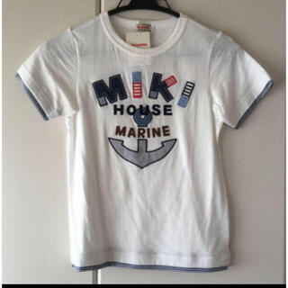 ミキハウス(mikihouse)のミキハウス   Tシャツ(Tシャツ(半袖/袖なし))