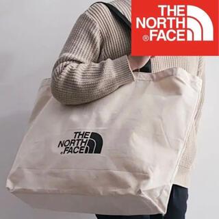 THE NORTH FACE - ノースフェイス トートバッグ アイボリー 即日発送