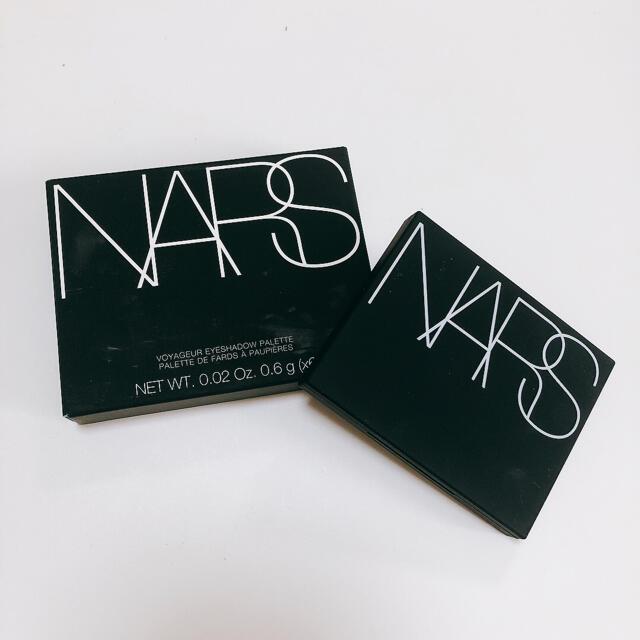 NARS(ナーズ)の【未使用】NARS アイシャドーパレット  1193  コスメ/美容のベースメイク/化粧品(アイシャドウ)の商品写真