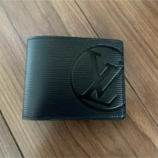 LOUIS VUITTON - ヴィトン  サークル 二つ折り財布 エピ