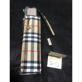 BURBERRY - バーバリー 折り畳み傘  🌂☂️