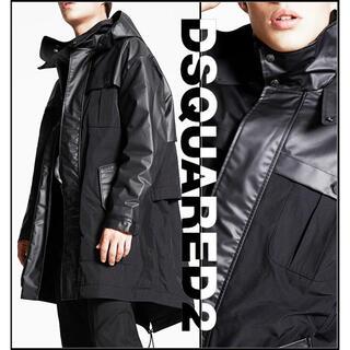 ディースクエアード(DSQUARED2)の■20SS新品213,400円ディースクエアードフィールドジャケットコート48(モッズコート)