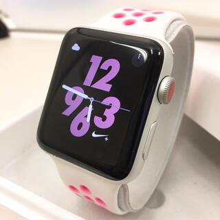 Apple Watch - Apple Watch NIKE シリーズ3 セルラーモデル アップルウォッチ