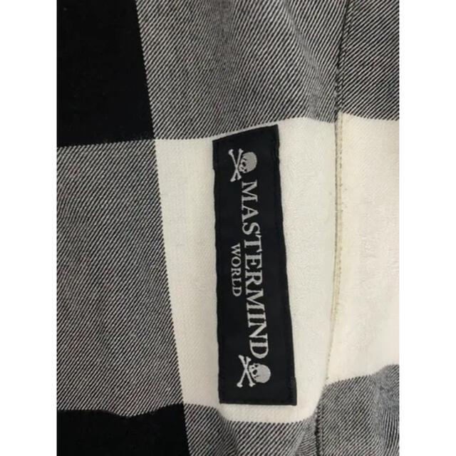 mastermind JAPAN(マスターマインドジャパン)のMASTERMIND WORLD 半袖シャツ メンズのトップス(シャツ)の商品写真