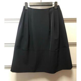 エムプルミエ(M-premier)のM-premierBLACK スカート 38(ひざ丈スカート)