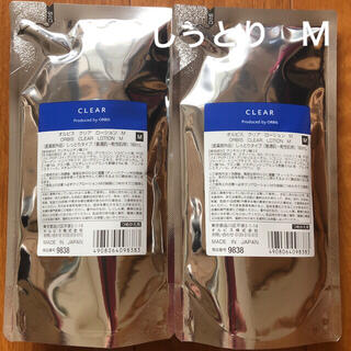 ORBIS - オルビス クリアローション M 詰替 2袋