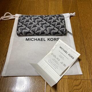 マイケルコース(Michael Kors)のマイケルコース メンズ長財布 新品未使用(長財布)