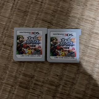 ニンテンドー3DS(ニンテンドー3DS)の大乱闘スマッシュブラザーズ3DS(携帯用ゲームソフト)