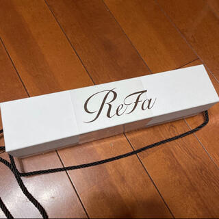 ReFa -  リファ アイロン カールアイロン 新品未使用 保証書付き ReFa