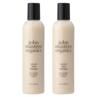 John Masters Organics - john master organics シトラス&ネロリ 2本セット