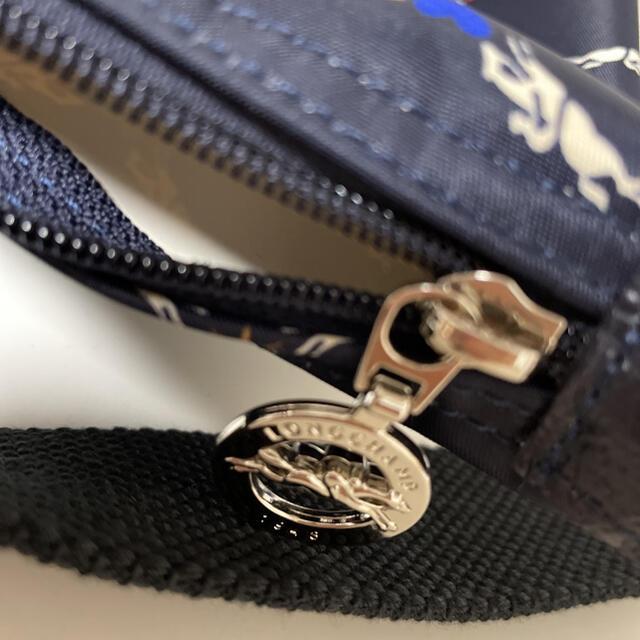 LONGCHAMP(ロンシャン)の美品ロンシャンプリアージュ シュヴオエレL 大 トートバック レディースのバッグ(トートバッグ)の商品写真