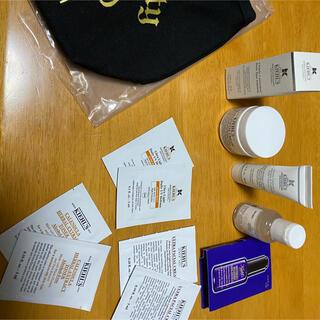 キールズ(Kiehl's)の[10/31まで]キールズ ヘルシー透明肌セット +化粧水/クリーム+限定バッグ(化粧水/ローション)