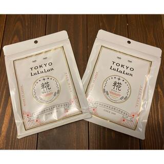 東京ルルルン 2袋セット(パック/フェイスマスク)