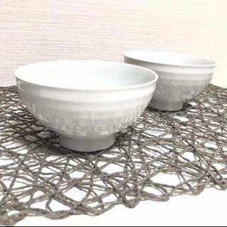 Francfranc - 新品未使用 お茶碗 お椀 丼 和食器 2点セット