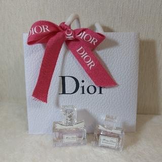 Dior - 《ショッパー選択可能◎新品未使用》ミス ディオール ブルーミングブーケ2コセット