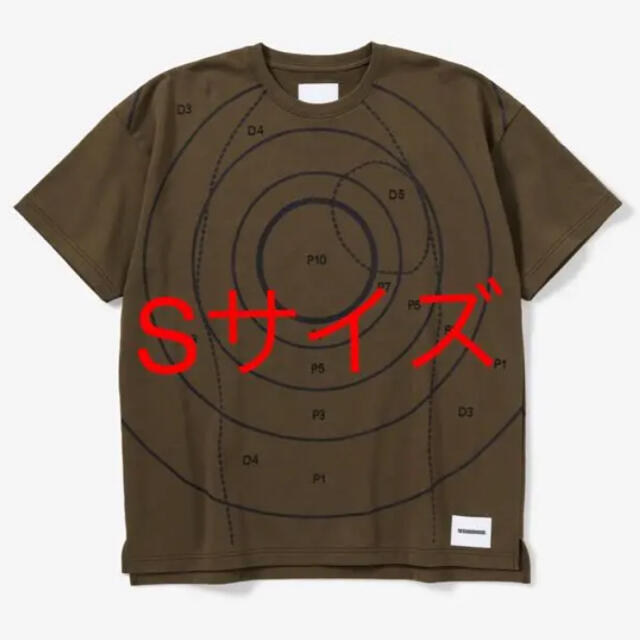 NEIGHBORHOOD(ネイバーフッド)の定価以下 NEIGHBORHOOD MIL . TGT / C-CREW.SS メンズのトップス(Tシャツ/カットソー(半袖/袖なし))の商品写真