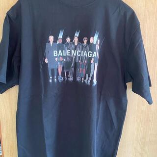 バレンシアガ(Balenciaga)のバレンシアガ 20ss REAL BALENCIAGA 2 ヴィンテージTシャツ(Tシャツ/カットソー(半袖/袖なし))