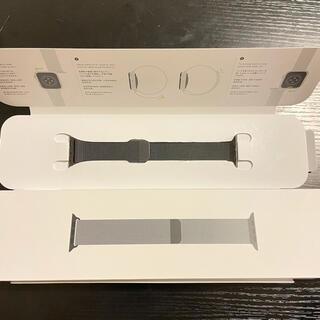 Apple Watch - アップルウォッチ 純正 グラファイト ミラネーゼループ Apple Watch
