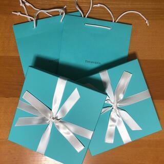ティファニー(Tiffany & Co.)の【専用】ティファニー 三菱電機 100周年記念プレート2枚セット 未開封(ノベルティグッズ)