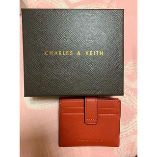 チャールズアンドキース(Charles and Keith)のチャールズアンドキース カードケース(名刺入れ/定期入れ)
