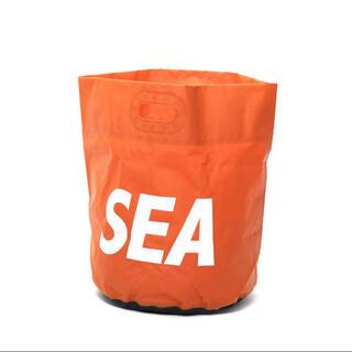 シー(SEA)のWIND AND SEA SEA TARP BAG ウィンダンシー バッグ(その他)