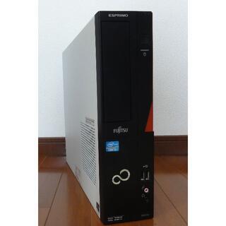 フジツウ(富士通)のESPRIMO D551/G(FMVD05003)(デスクトップ型PC)