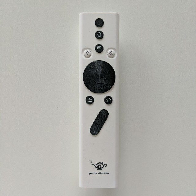 popIn Aladdinポップインアラジンプロジェクター付きシーリングライト スマホ/家電/カメラのテレビ/映像機器(プロジェクター)の商品写真