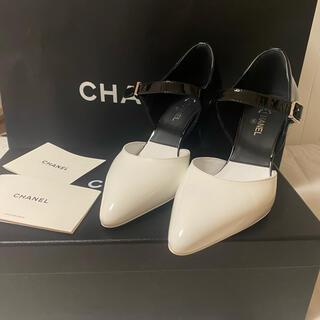 シャネル(CHANEL)の2020年シャネル 靴 36.5(ハイヒール/パンプス)