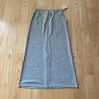 ムジルシリョウヒン(MUJI (無印良品))の新品 無印良品 ロングスカート  M(ロングスカート)
