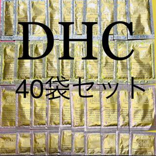 DHC - 40袋【DHC】 クレンジング、洗顔、ローション、ミルク サンプル 試供品