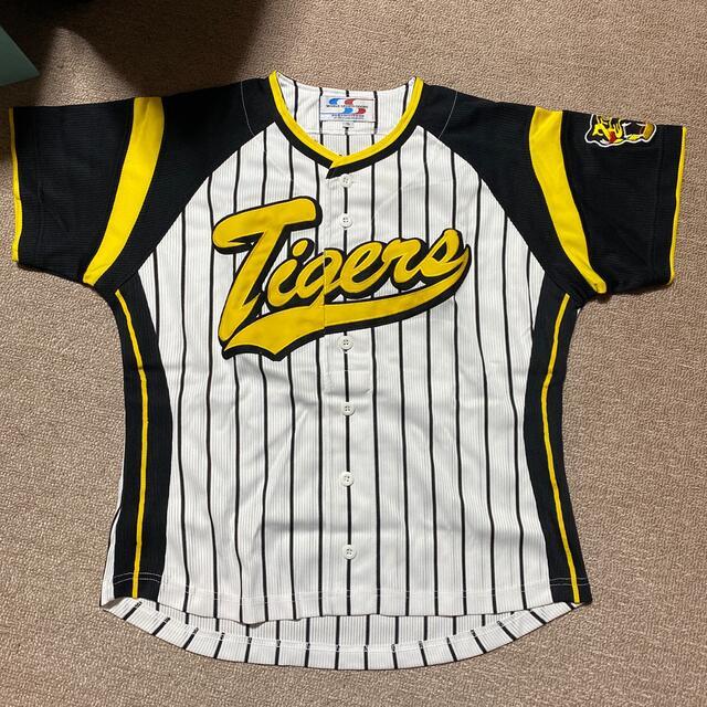 阪神タイガース(ハンシンタイガース)の阪神タイガース ユニフォーム スポーツ/アウトドアの野球(ウェア)の商品写真