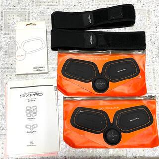 SIXPAD - SIXPAD シックスパッド Body Fit  ボディフィット 2個セット