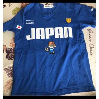 LAUNDRY - ランドリー  サッカー 日本代表 シャツ