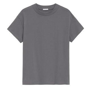 GU - GU スムースT トップス  Tシャツ  L
