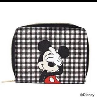 ミッキーマウス - Sweetスゥイート付録 ミッキーマウスじゃばらカードケース