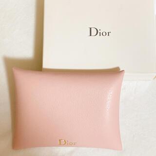 ディオール(Dior)の【非売品】Diorノベルティ カードケース(名刺入れ/定期入れ)