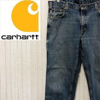 カーハート(carhartt)のCarhartt カーハート デニム メキシコ製 ジーンズ 美品 12/32(デニム/ジーンズ)