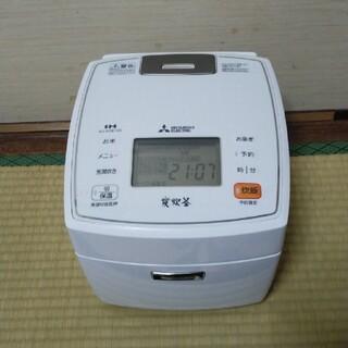 三菱電機 - 【MITSUBISHI】IHジャー炊飯器 NJ-KSE106 送料無料