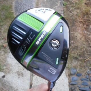 Callaway Golf - エピックスピード 3W ベンタスブラック VENTUS BLACK 6X