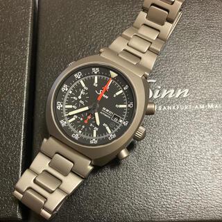 シン(SINN)のsinn ジン 140.st sz01ムーブ 時計 自動巻き(腕時計(アナログ))