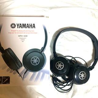 ヤマハ(ヤマハ)のYAMAHA HPH -50 ヘッドホン(ヘッドフォン/イヤフォン)