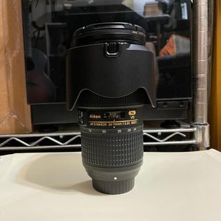 Nikon - Nikon AF-S NIKKOR 24-70mm F2.8E ED VR