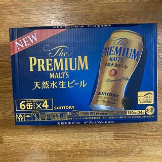 サントリー(サントリー)のサントリー24缶プレミアムモルツ350ml 1ケース 1箱(ビール)