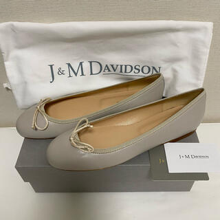 J&M DAVIDSON - 新品未使用!J&M DAVIDSONバレエシューズ.SABRINA.37