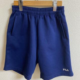 フィラ(FILA)のFIRA ハーフパンツ 体操着(トレーニング用品)