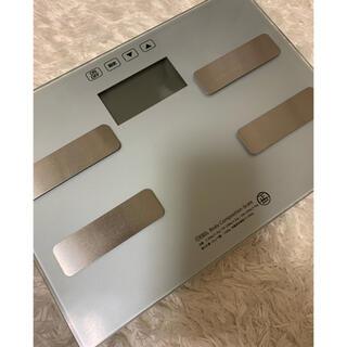 オーム電機 - オーム 体重計 体組成計
