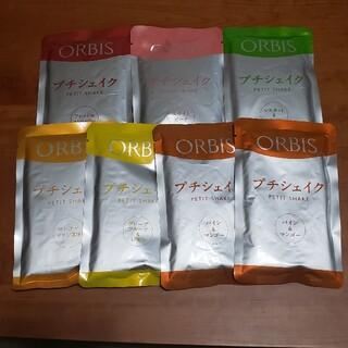 オルビス(ORBIS)のオルビス プチシェイク 7袋(ダイエット食品)