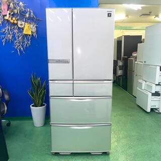 SHARP - ⭐️SHARP⭐️冷凍冷蔵庫 560L自動製氷 省エネタイプ 大阪市近郊配送無料